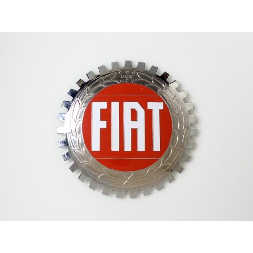 Fiat Grille Badge