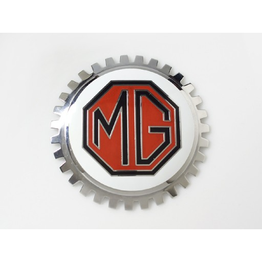 MG Grille Badge
