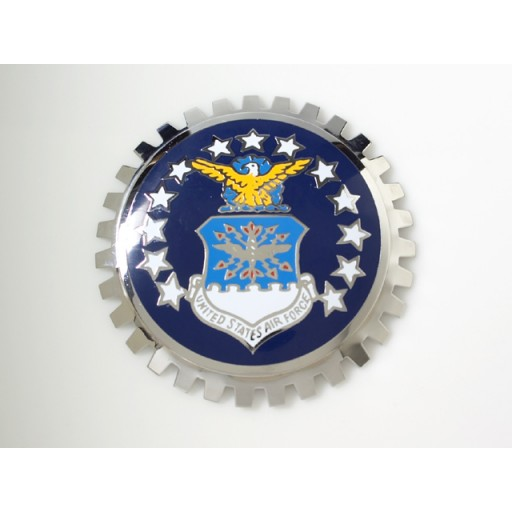 Air Force Grille Badge