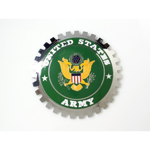 Army Grille Badge