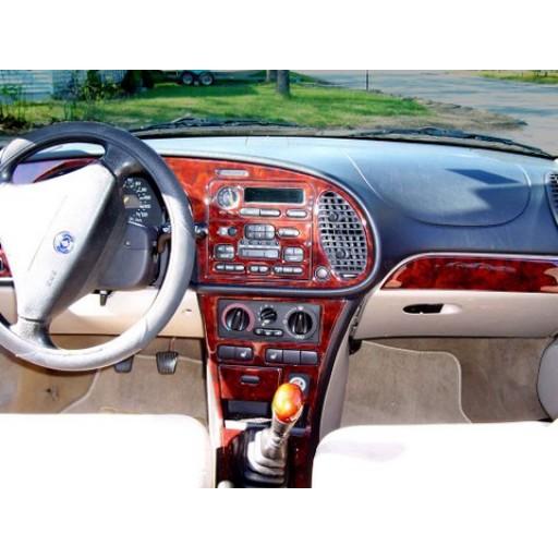 1994-1998 Saab 900 4Door Dash Kit (Main Dash Bezel Only)