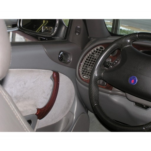 Custom Reproduction Wooden Saab Door Pulls