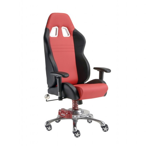 Grand Prix Chair Red
