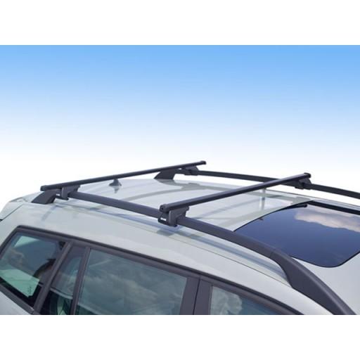 1999-2009 Saab 9-5 Wagon (w/Roof Rails) Roof Rack Kit