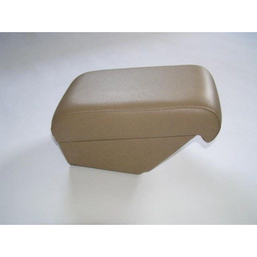 Beige - Synthetic Leather Saab