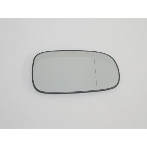2003-2011 Saab 9-5  Passenger (RH) Side Mirror Glass