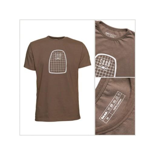Retro T-Shirt Brown - XXX-Large