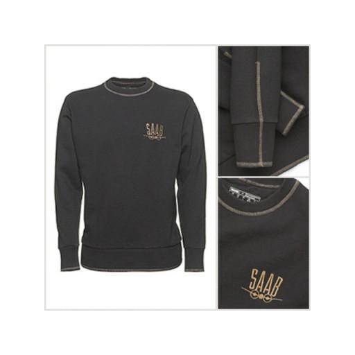 Retro Sweater Black - XXX-Large