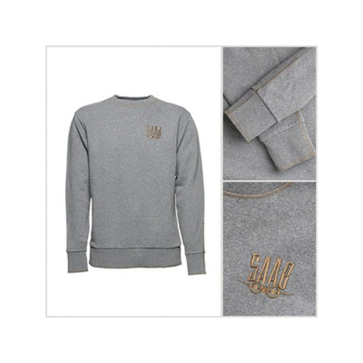 Retro Sweater Antracit - X-Large