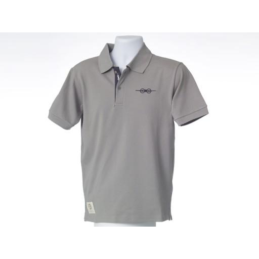 60th Anniversary Polo - Gray