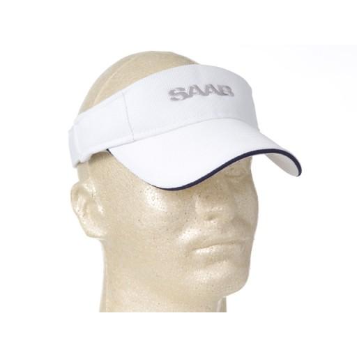 Saab Visor White