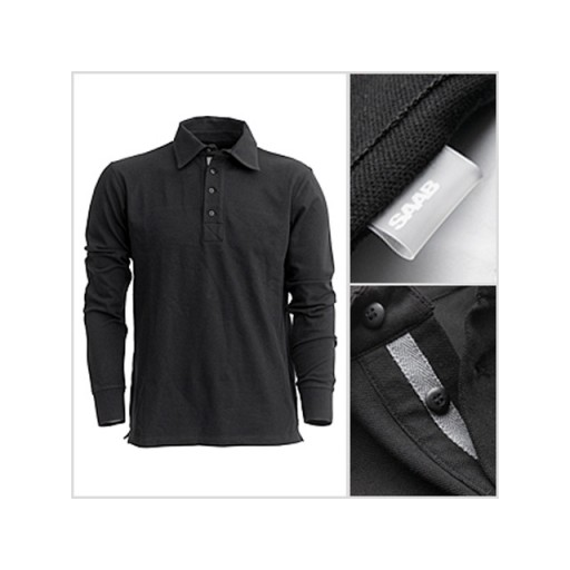 Saab Polo Rugby Shirt