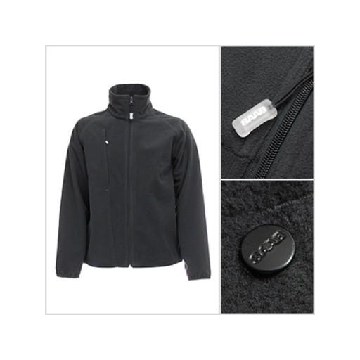 Saab Fleece Jacket - XX-Large