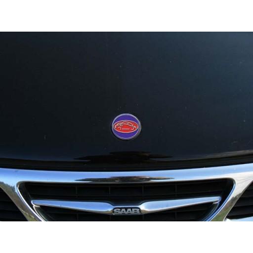 1999-2000 Saab 9-5 Sedan SON Emblem (Front)