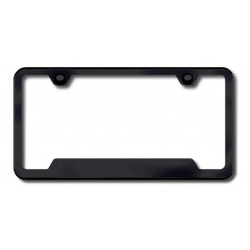 Plain Custom License Plate Frame