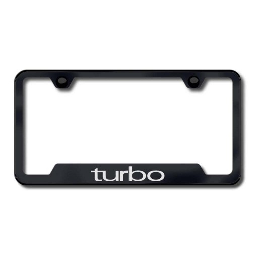 Turbo Black Frame