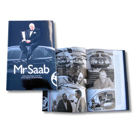 Mr Saab The Legend of Erik Carlsson