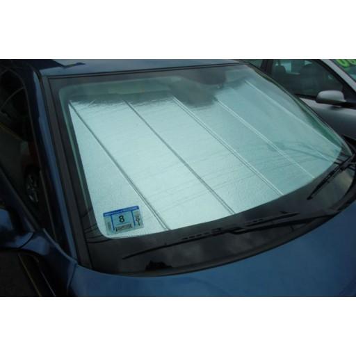 2013 - 2013 Saab 9-3 SedanCustom-fit Folding Sun Shade