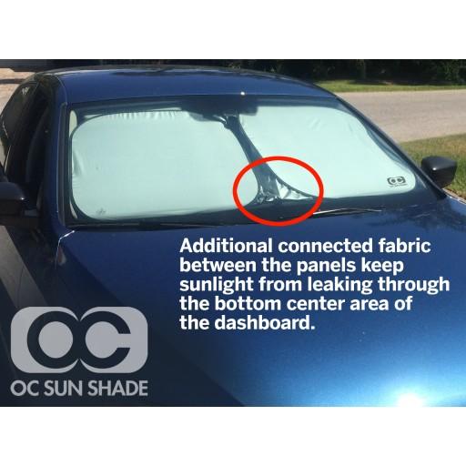 OC Sun Shade for Saabs