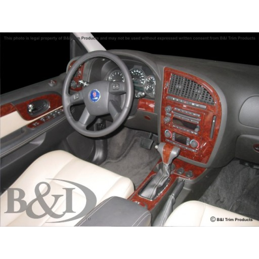 2006-2009 Saab 9-7X 4 Door Dash Kit