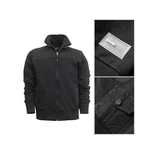 Saab Canvas Zip Jacket