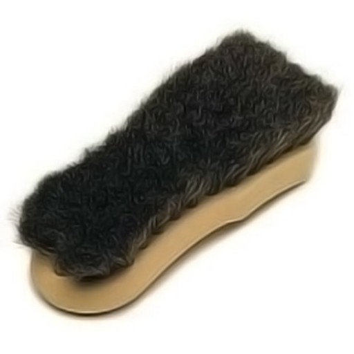 Horse Hair Convertible Top Brush