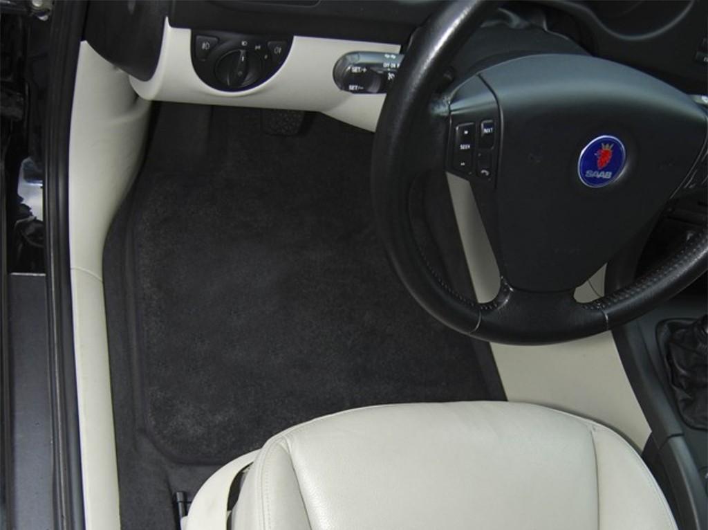 StateOfNine Custom-fit Saab Floor Mats