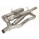 1999-2003 9-5 Stainless Exhaust System With Catalyst (Ships 1st week in April)