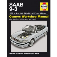 2003 saab owners manual