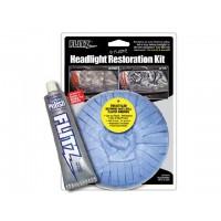 Glass and Plastic Lens Restoration Kit