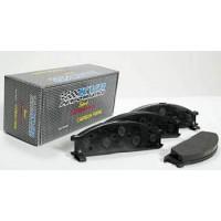 Carbon Fiber Brake Pads - Rear