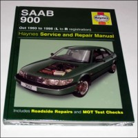1995-1998 Saab 900 (NOT V6 Engine)