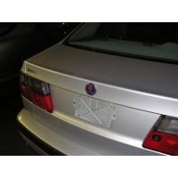 2003-2010 Saab 9-3 Sedan Trunk Emblem