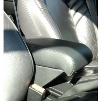 Black - Synthetic Leather Saab