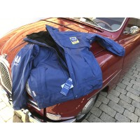 Saab Historic Rally Team Jacket