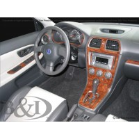 2005-2006 Saab 9-2X 4 Door Dash Kit