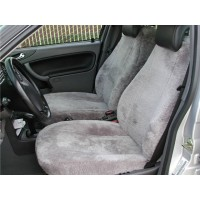 2004-2011 9-3 Convertible Custom-made Sheepskin Seat Covers