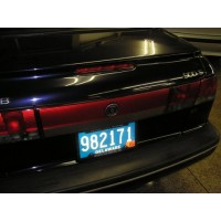 Stateofnine 1994 1998 Saab 900 Convertible With Reflector
