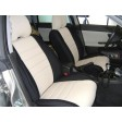 Example of 2-Tone 9-2x Seat Covers (17 Tan w/black sides)