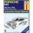 Porsche 944: Automotive Repair Manual--1983 Thru 1989