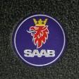 2003-2011 Saab 9-3 Sedan, Sport Combi, & Convertible Shale 4 Pc Mid-Level Mats